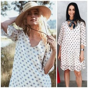 cb81d2be15f9 Anthropologie Dresses - NWT, Anthropologie, Meadow Rue Eyelet Tunic Dress
